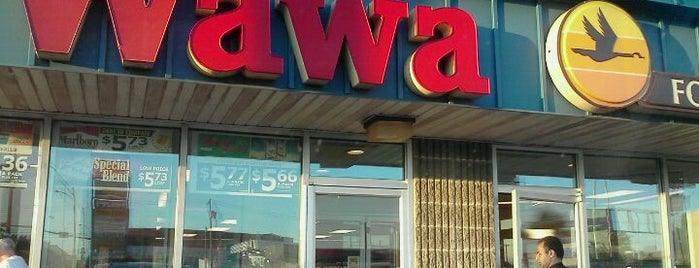 Wawa Food Market #191 is one of Frequent Places.