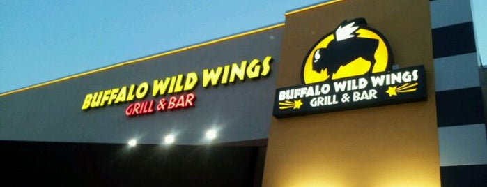 Buffalo Wild Wings is one of Foodie Specials.