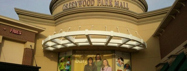 Greenwood Park Mall is one of Celebrity Hangouts.