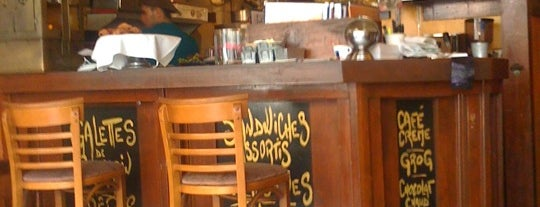 A La Folie is one of Espanola Way Restaurants.