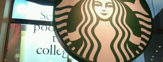 Starbucks is one of New York 2012.