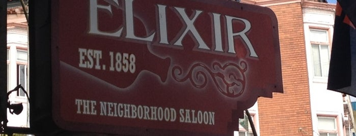 Elixir is one of San Francisco.