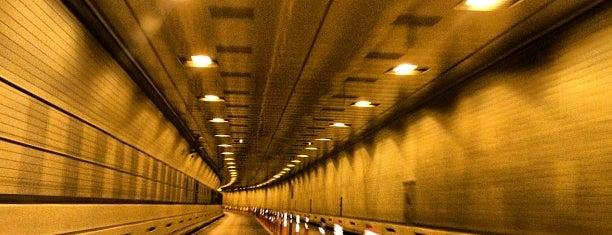 Brooklyn-Battery Tunnel (Hugh L. Carey Tunnel) is one of Brooklyn.