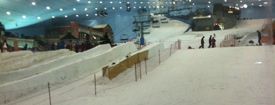 Ski Dubai is one of Explore Dubai.