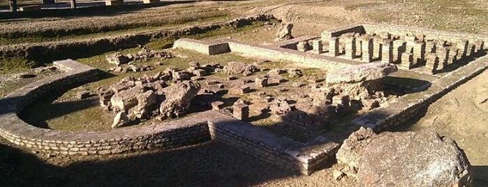 Conjunto Arqueológico de Itálica is one of 101 cosas que ver en Andalucía antes de morir.