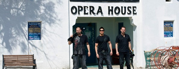 Amargosa Opera House & Hotel is one of Ghost Adventures Lockdowns.