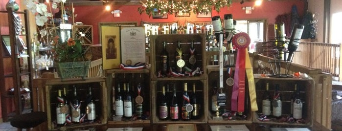 Blue Mountain Vineyards & Cellars is one of Local stuff to do.