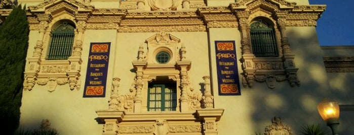 Balboa Park is one of Keeping It Local:  10 Must See Places in SD.