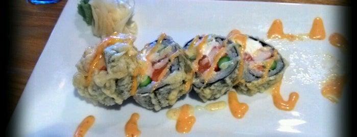 Kawa Sushi is one of Favorite Food.
