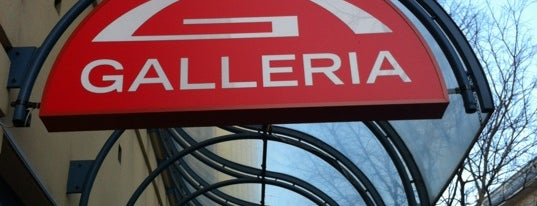 Galleria is one of Malls.