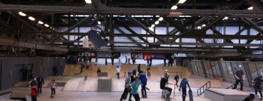 Skatepark is one of The Pop-Up City Guide to Amsterdam.
