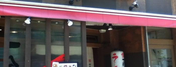 一風堂 上野広小路店 is one of 御徒町 ラーメン.