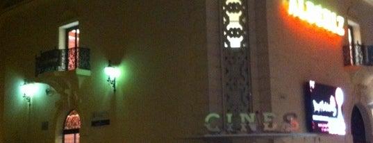 Cine Albéniz is one of 101 cosas que ver en Málaga antes de morir.