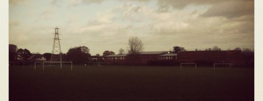 Aylands Open Space is one of Football grounds in and around London.