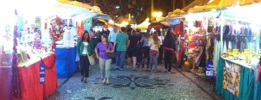 Feira da Praça Osório is one of Feiras livres de Curitiba.
