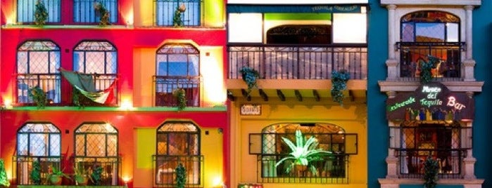 Museo del Tequila is one of Comida Mexicana.