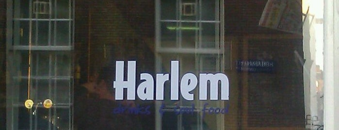 Café Harlem is one of Oh, Amsterdam.
