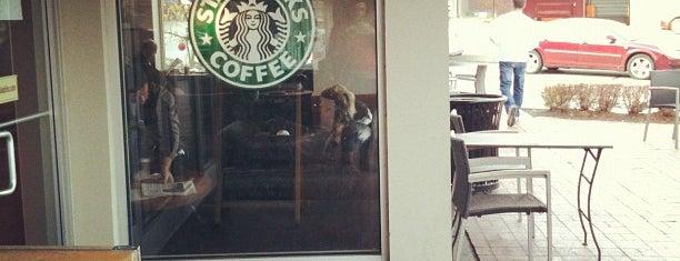 Starbucks is one of Must-visit Food in Pittsburgh.