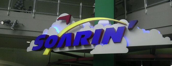Soarin' is one of Florida Trip '12.