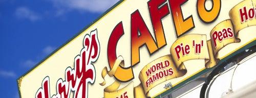 Harry's Café De Wheels is one of Essential Sydney.