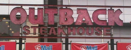 Outback Steakhouse is one of 40 favorite restaurants.