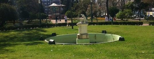 Praça da Liberdade is one of Top 10 favorites places in Belo Horizonte, Brasil.