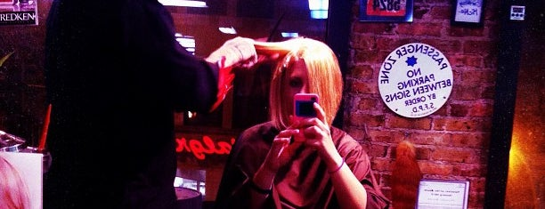 Milios Hair Studio is one of Windy City To-Do List.