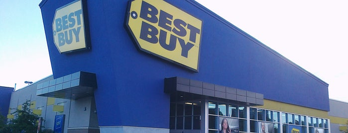 Best Buy is one of Kanata.