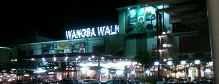 Wangsa Walk Mall is one of Shopping Mall..