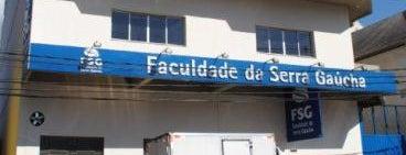 FSG   Prédio F is one of Cidade FSG.
