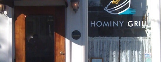 Hominy Grill is one of Places from the reporting trail.