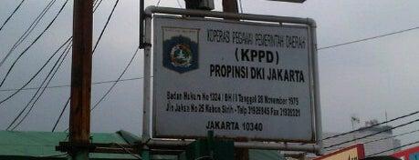 KPPD Prov DKI Jakarta is one of Perkantoran Pemerintah / Swasta.