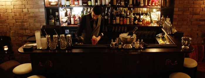 Experimental Cocktail Club is one of foursquare London recommends.