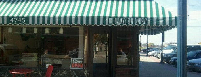 Uncanny Soup Company is one of MKE Favorites.