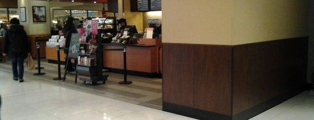 Starbucks Coffee キュービックプラザ新横浜3F店 is one of 新横浜マップ.