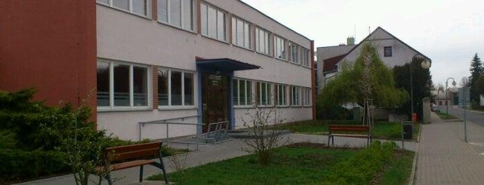Zdravotní Středisko is one of Místa v Napajedlích.