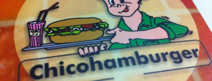 Chicohamburger is one of SP.