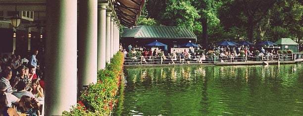 The Loeb Boathouse in Central Park is one of NYC I see.