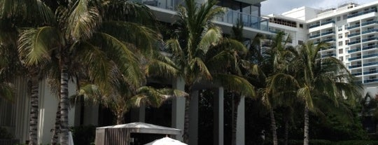 W South Beach is one of Places 2 visit.