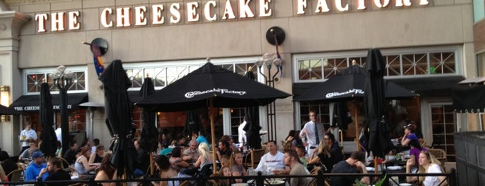 The Cheesecake Factory is one of Must-visit American Restaurants in Denver.