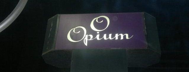 Opium is one of Restaurants.