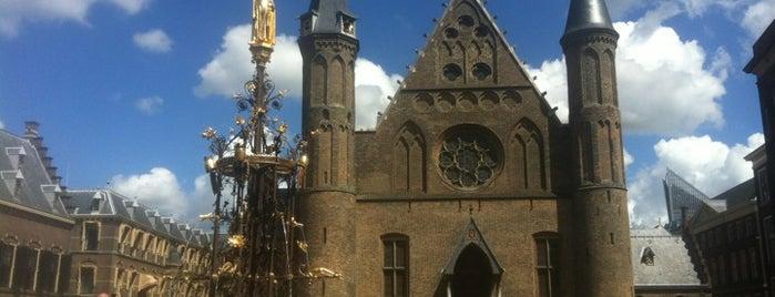 Binnenhof is one of Guide to The Hague's best spots.