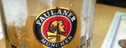 Paulaner Sörház is one of Legjobb cseh, belga és kézműves sörök!.