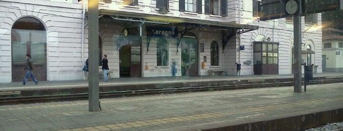 Stazione Seregno is one of Linee S e Passante Ferroviario di Milano.