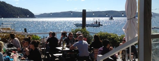 The Boathouse Palm Beach is one of Sydney Destination Dining.