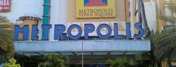 Metropolis Town Square is one of All-time favorites in Indonesia.