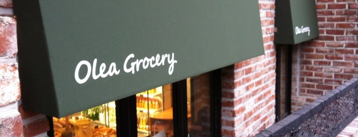 Olea Kitchen & Grocery is one of Itaewon food.