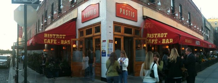 Pastis is one of New York Places.