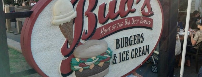 Bub's Burgers & Ice Cream is one of Man v Food Nation.