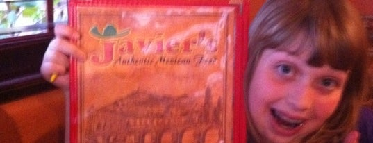 Javier's Authentic Mexican Food is one of my new longer done list.